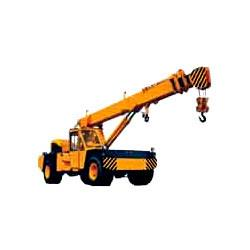 We are one of the noted organizations engaged in offering Crane Hiring Services. Our team of ingenious professionals render quality services which are appreciated for technical accuracy, cost competency and timely execution. We offer cranes for heavy material erection services, crane service, crane rental services, hydraulic crane and crawler crane.
