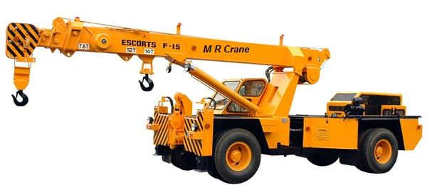 M  R Crane is engaged in offering one stop solution to the clients by our efficient Crane Rental Services. Our clients can avail from us different types of cranes ranging from 12 to 500 tons of capacity. These cranes are offered on contractual basis and at industry leading prices. Owing to our effective service, we have achieved immense success in any project we undertake.   The different types of cranes which we provide on rent are listed below: Rough terrain cranes Boom trucks All terrain cranes Telescopic forklifts Conventional Hydraulic truck cranes Conventional crawler cranes Fixed and portable tower cranes