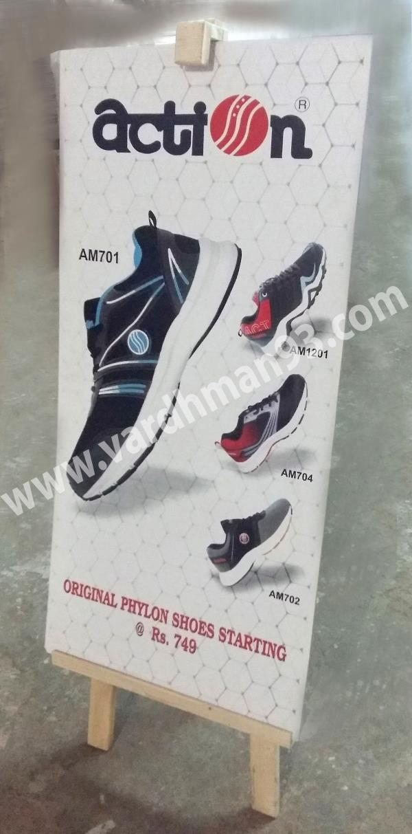 Display Standee available   at  Vardhman Ad Print  For more info visit: www.vardhman93.com  Contact: 9810316468  Email Id: v_adprint@yahoo.co.in                     vardhman.ad@gmail.com