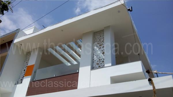 Elevation Architectural Laser Cut panels In Coimbator , For More Details 9787332222