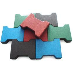 Rubber Tiles manufacturer In Coimbatore We are one-step ahead of our competitors in offering a qualitative assortment of Rubber Tiles in the market. These products are manufactured using best quality raw materials and international industrial standards. Requirements of these products are increasing rapidly due to its reliability, excellent flexibility and effective performance. Offered products are acclaimed for their high functional efficiency and consistency.