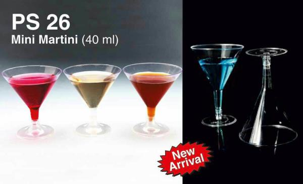 New Arrival at Ramani packaging Mocktail Disposable Glasses