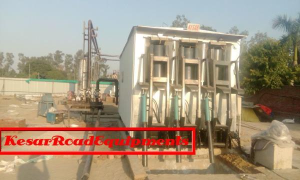 we are offering Bitumen Decenter(Asphalt Melter) In Hyderabad, Telangana, India.  Kesar Road Equipments Supply Road Construction Equipments In Maharashtra, Tamilnadu, Kerala, Etc.  www.kesarequipments.com