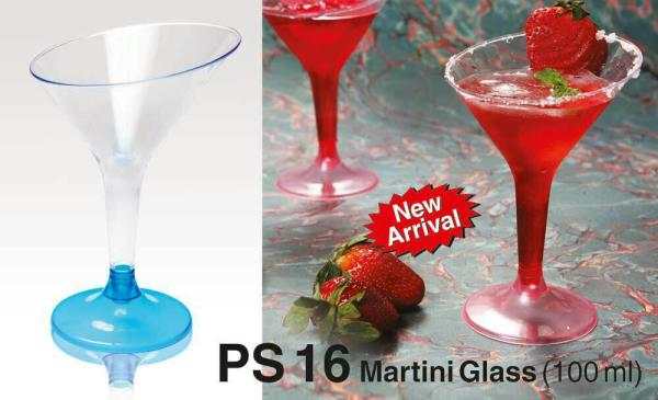New Arrival Moctail Glasses available at Ramani Packaging