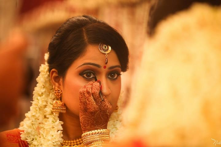 Brides of India Makeup Style by Partha Makeup