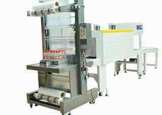 The semiautomatic  Sleeve Sealing & Cutting Machine from Ace Finepack is used for packing beverage, beer and mineral water etc with or without a tray. The machine is also suitable for shrink wrapping products such as electric appliance, auto spares, furniture and floor board etc.  It's suitable for all kinds of shrink films such as PVC, POF, PP , PE etc