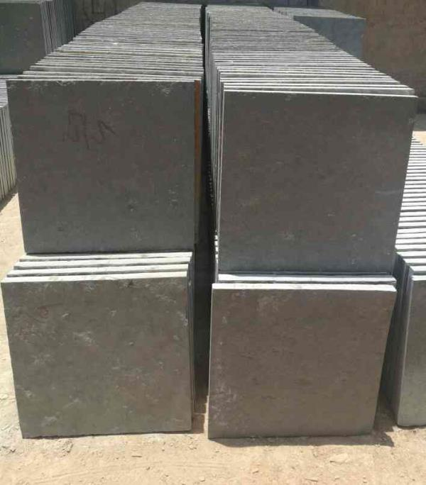 40 to 50 mms Natural Grey.Tandur stones . These are best suited to Parking area and heavy work area.