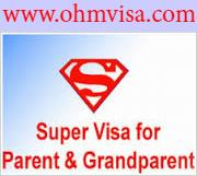 Canada?It is a long-term, multiple-entry visa for parents and grandparents of permanent residents or Canadian citizens. If you are PR or Citizen of Canada then you can apply Super Visa for your Parents. Call us on 9824547150 for guidance on Super Visa.