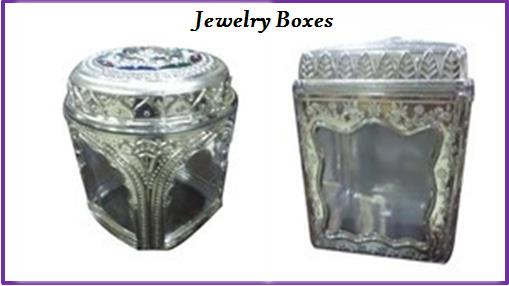 Designer Jewelry Boxes from Signatures  Buy Beautiful Decorative Jewellery Box online of various unique design fashions and Traditional Statues collections at one place.  Shop Online Now : 93630 00130