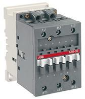 A50-30-00 220-230V 50Hz / 230-240V 60Hz 1SBL351001R8000 3471522081803 A50 contactors are mainly used for controlling 3-phase motors and generally for controlling power circuits up to 690 V AC / 1000 V AC or 220 V DC. The contactors can also be used for many other applications such as isolation, capacitor switching, lighting. The A... series 1-stack 3-pole contactors are of the block type design. - Main poles and auxiliary contact blocks: 3 main poles, front and side-mounted add-on auxiliary contact blocks - Control circuit: AC operated with laminated magnet circuit - Accessories: a wide range of accessories is available