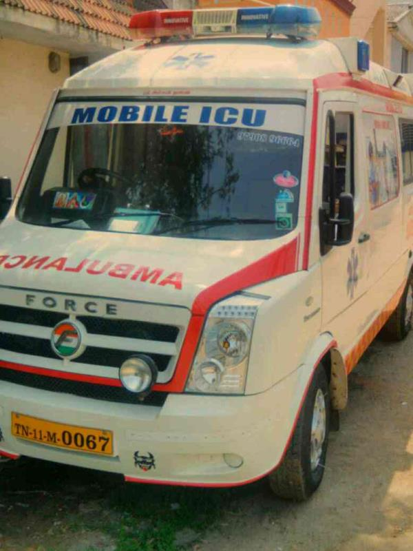 Indian  ambulance service very good  services