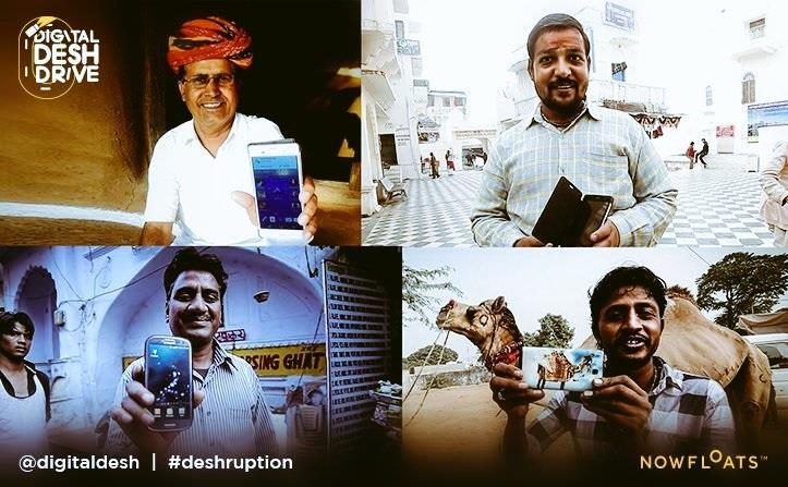 Digital Promotion Solution for Enterprise Customers | Target Your Local Customer via Multi Location Online Discovery Package By Nowfloats.com  Meet the people we met & hear their amazing stories. India is going digital faster than you can imagine