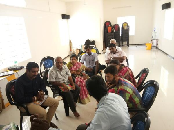 Guasa Therapy Training At Madurai
