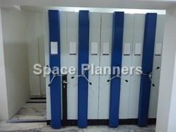 Mobile Storage Systems In Bangalore  We are engaged in manufacturing and supplying of a wide range of Mobile Storage Systems with multiple shelves for storage purpose.