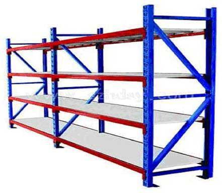 Teknokrats being one of the leading Slotted Angle Rack Manufacturer fabricates different types of racks according to your requirement. We offer Slotted Angle Racks having different load capacity as per your demands. We offer multipurpose Storage Racks which are assembled with components such as slotted angle, shelves, corner plate, nuts and, bolts. Our Storage Racks are available in various models and size as per customer's specification.