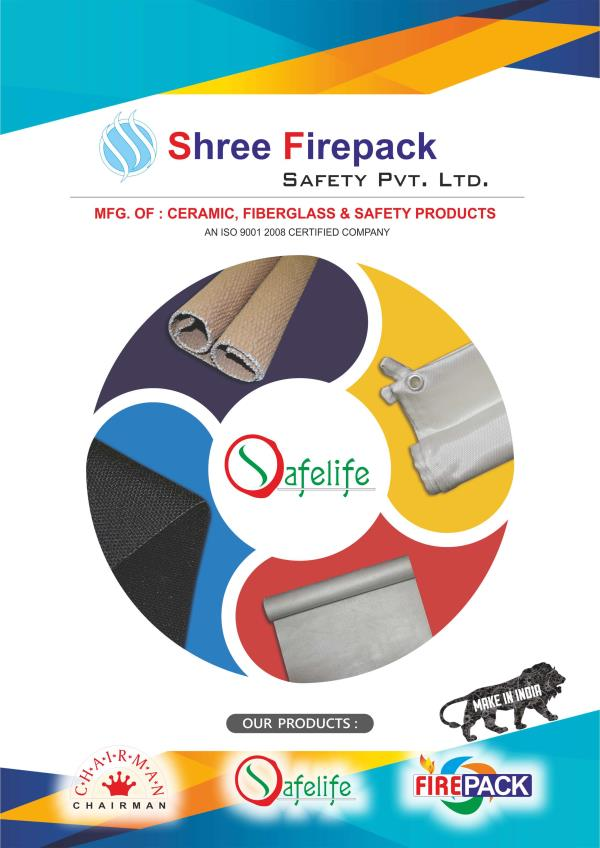 Looking for manufacturer for Safelife Fire blanket in india?  - by Shree Fire Pack Safety Pvt Ltd @ Mumbai, Mumbai