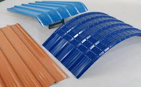 Powder Coated Roffing Sheets.  Backed by huge industry experience and market understanding, we are involved in offering a wide array of Powder Coated Roofing Sheet for our valued patrons.  Features:  High strength Durable finish standards Weatherproof  Global Infrastructure is a Leading Supplier of Powder Coated Roofing Sheets in Anand, Gujarat, India.  We Are also a Supplier of Powder Coated Roofing Sheets in Nadiad, Gujarat, India.