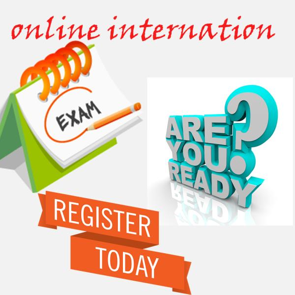 Why Online International Exams? •	Online Exam Conduct By Itself Developer Company Of Software  •	Globally Recognized Competitive Exam •	Online Verification Of Certificate On Developer Company's Verification Link •	Improved Self Confidence Of Passout Student •	Upgradetion Of C.V. ( Curriculum Vitae ) •	Improved Chances For Job Opportunities & Selection •	Higher Salary Package Offer •	College / University Credit Score •	Visa / Immigration Preferences & Approval