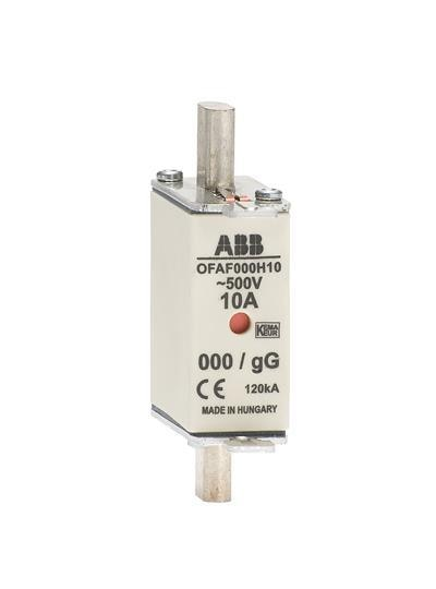 OFAF000H63 1SCA022627R1390 OFAF000H63 HRC Fuse Link Size NH000, gG - by Indian Electro Trade, Pune