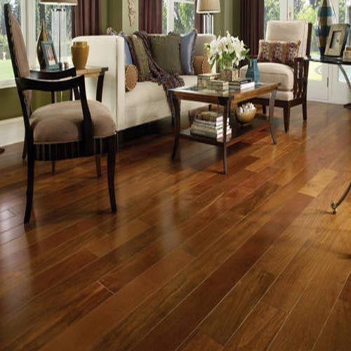 Wooden Flooring  We Sundek Sports Systems are manufacturers of Wooden Flooring in Bangalore.  As well as in India. We are one of the leading manufacturer of Wooden Flooring in India. Our complete gamut of engineered wood flooring is result of extensive research and development to cope with the problems of wood expansion and shrinkage. Each layer is bonded by a special type of waterproof glue. We make use of superior quality of material bases to ensure international quality standards. The entire gamut of engineered wood flooring is available with us a additional cross-grained, which to ensure high dimensional stability, and contraction capability in varying moisture levels & temperatures. It Can be easily installed in homes by using glue, staple or nail down manner effectively, these flooring are easily installable and requires low maintenance. Our comprehensive array of engineered wood layer flooring delivered by us has carved a niche for them in the market.