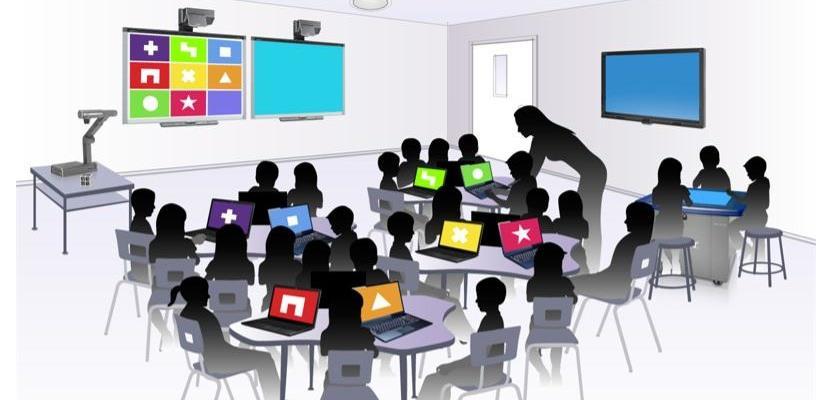 Smart Classroom Concept I