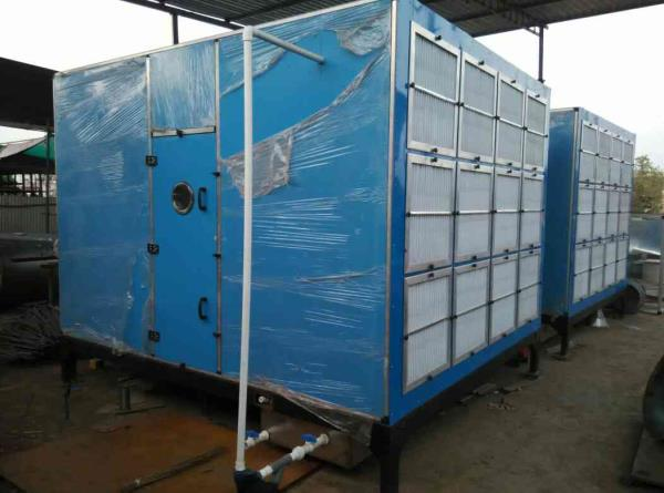 We orange technical solutions are best Manufacturer & Supplier of Air Washer Unit. Our product range also comprises of Air Handling Unit and Industrial Blower..