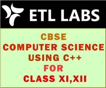 available on 11th and 12th standard computer science. In depth supporting course material is provided to all of the students pursuing the program. All the classes are conducted by the extremely experienced & professional faculties of our institution. A detail studying process is followed in our institute. Each and every facet of the course is dealt with diligence and taught with proficiency to the students.