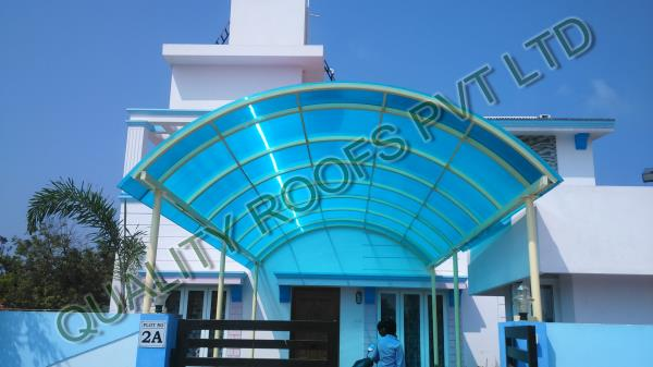 Polycarbonate Roofing Contractors In Chennai        We are the best Polycarbonate Roofing Contractors In Chennai. The offered product is available in accurate dimension and known for their rust free nature. We provide product for using in various application areas. Moreover, our Polycarbonate Roofing is reliable too. Our range is widely used in various industrial and domestic purposes. We also provide complete fabrication facility. we are offered Roofing Shed Contractors Chennai.
