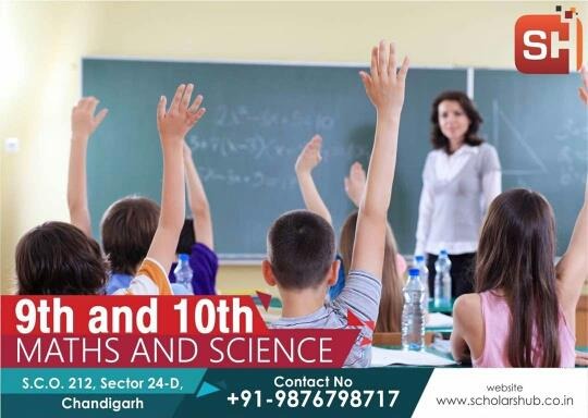 Best coaching institute for class 10th maths and science in chandigarh - Scholars Hub. Class 10th maths tuition in chandigarh. Class 10th science tuition in chandigarh SCHOLARS HUB 9876798717.