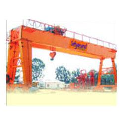 Goliath and Gantry Crane.  As an eminent enterprise, we are manufacturing, exporting and supplying supreme quality Goliath and Gantry Crane. This is an ideal material handling equipment for various industries and projects. The offered crane is manufactured using high grade raw material and sophisticated machines in compliance with set industry norms. Our offered crane is available in different capacities ranging from 1 to 250 tones as per the specifications laid down by our clients.   We are manufacturing in Vadodara, Gujarat, India.  Leading Supplier of Goliath and Gantry Crane in Aurangabad, Maharashtra, India.