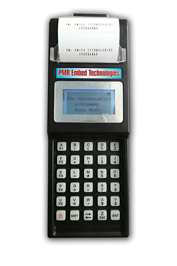 real estate emi collection billing machine with software