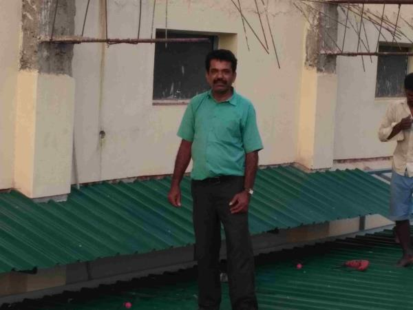 Roofing Contractors in Chennai. Low cost roofing in Chennai.Best roofing service provider. Heat Protection roofing. visit us www.trinityroofings.com call us
