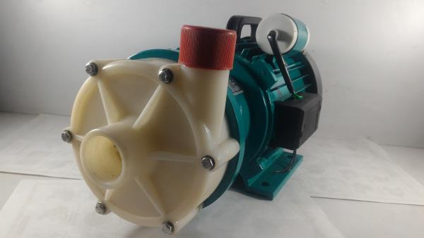 Our sulphuric acid pumps are made of pvdf construction in sealless design to avoid leakage & maintainance free operation.These pumps are availavle from 12mm oneards upto 75 mm.