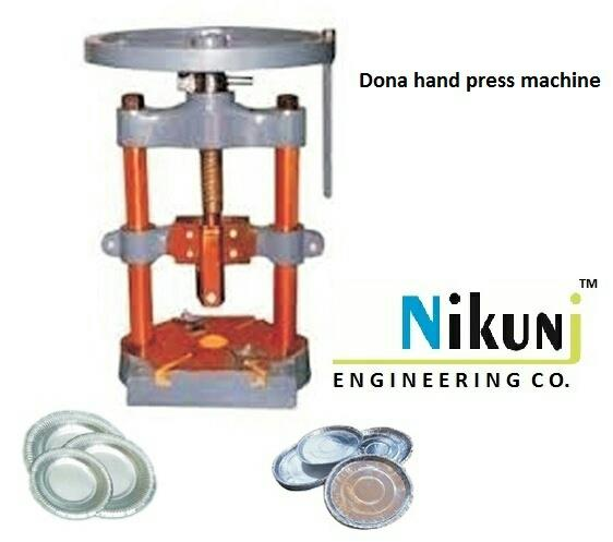 nikunj Engineering is leading manufacturer In paper plate machinery industry.