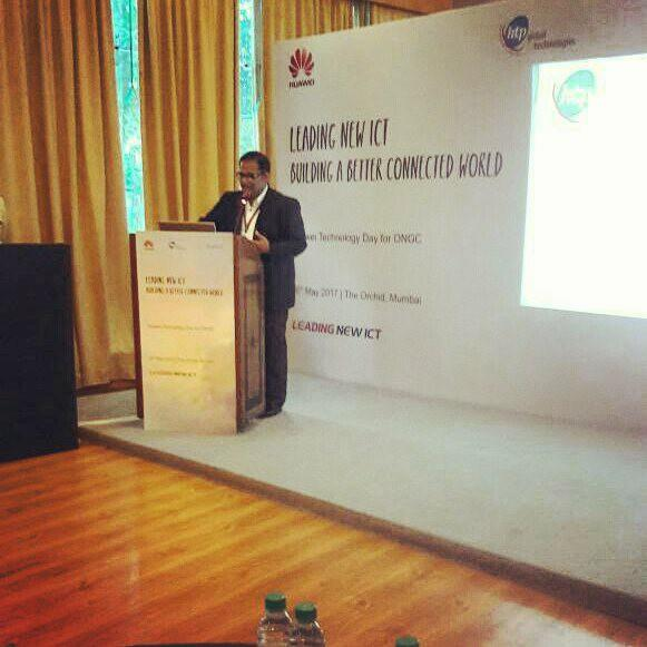 Organised an event in association with Huawei for ICT Solutions in Oil Sector.. #HTPGlobal #Speaker #ITSystemIntegrators