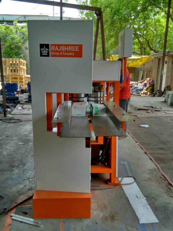 Ready to dispech  tissue paper napkin making machine  by Rajshree Enterprise Carol Ahmadabad Gujarat