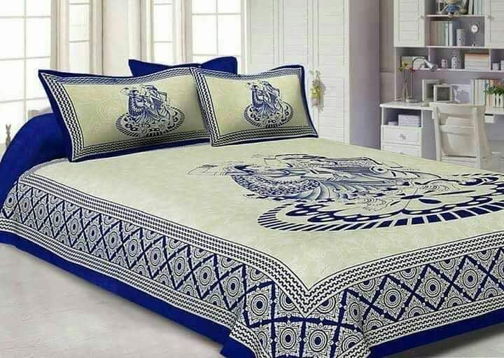 Merveilleux Jaipuri Print Bed Sheet Manufacturer From Jaipur And Offers Large Range Of  Cotton Bed Sheet At