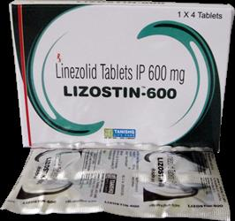 LIZOSTIN TABLETS MANUFACTURER  Linezolid 600mg Tablet  we are please to introducing our self in pharmaceutical industry as manufacturer of PCD pharma products.  we are looking for Dealer and Distributor of our product.  for enquiry contact us on:  Mr.Jigar : +91 9429307011