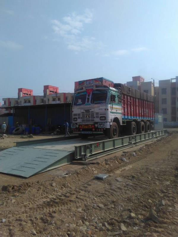 We HMT Are Offering Foundation Less Type Weighbridge To Our All India Based Client Even We Can Deal In International Market.   For any enquiry drop us a mail or call us for more information.  Jay Dodia: 091 990 980 0018  Vimal Dodia: 091 953 754 4833