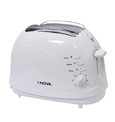 Buy online toaster   RX-2227T POP-UP TOASTER (2-SLICE) HIGHLIGHTS  800 watts cancel, reheat and defrost options adjustable for desired browning muffin warmer detachable crumb tray for easy cleaning   https://novahousehold.com/collections/pop-up-toasters/products/rx-2227t-pop-up-toaster-2-slice