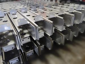 We make Custom Sheet metal for your industry as per your requirment