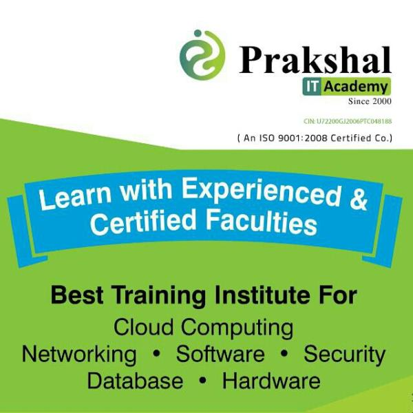 Prakshal IT Academy has highly qualified and certified faculty for computer training programs like JAVA, CCNA Security, Networking, Ethical Hacking, Hardware, Database etc. For more details log on to www.prakshal.com or call us on 9328284040.