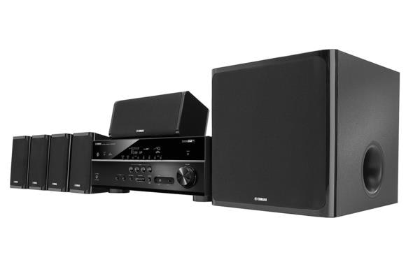 Yamaha's $600 YHT-5920UBL Home Theater available at our store, grab it before it get disappear