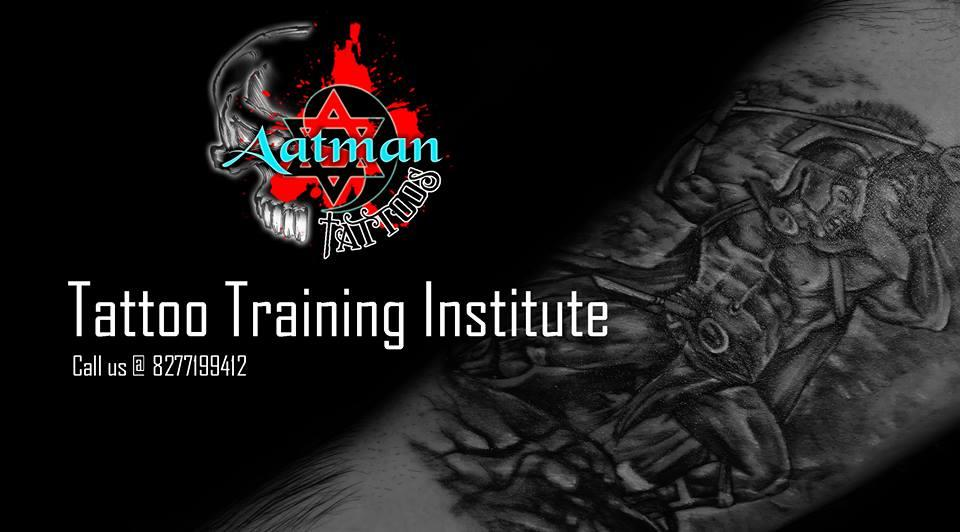 tattoo training institute it's for all the people who are looking to make their career as tattoo artist here we provide training for shades, tattoo machine.