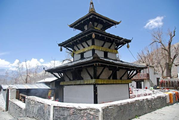 Tour to Muktinath. (For Package tour uholidays@gmail.com or www.uniqueholidays.info ). It is located in Muktinath Valley in Nepal. It is at an altitude of 3, 710 meters at the foot of the Thorong la mountain pass. It is close to village Ranipauwa which is sometimes mistakenly called Muktinath. Within Hinduism, it is called Mukti Kshetra, which literally means the