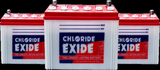 Chloride Exide Batteries
