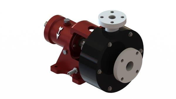 UHMW-PE CENTRIFUGAL PUMP  Leading Manufacturer And Exporters Of  Ultra High Molecular Weight Injection Molded Centrifugal Pumps, Which Are Widely Use For Transfer Of Acidic Liquids And Highly Corrosive Liquids upto 85 Deg Temperature..   The Pumps with extra wall thickness and pressurize molding process for free porosity and blow holes are available with semi open impeller.  APPLICATION AND INDUSTRIES WE SERVE :  ACID PICKLING FILTER PRESS UNITS WATER TREATMENT PLANT FERTILIZER PLANT THERMAL AND ATOMIC POWER SCRUBBER UNITS PICKLING PLANT CHEMICAL PROCESSING EFFLUENT TREATMENT UNLOADING OF BARREL AND UNDERGROUND TANKS RE CIRCULATION PROCESS PHOTOGRAPHIC PROCESSING DRUGS AND PHARMACEUTICALS FOOD PROCESSING PERFUMERIS DETERGENTS AND CAUSTICS BREWERIES PETROCHEMICALS DYES AND PIGMENTS PAPER AND PULP INDUSTRIES ELECTROPLATING  OPERATING RANGE :   Capacity	        :	Up to 300 m3/Hr Head                      :	Up to 80 Meters Speed	                :	1450 to 2850 RPM Pump Size-DN	:	19mm To 150mm Temp                     :	Up to 85° C  FOR MORE INFO ABOUT PRODUCT, KINDLY VISIT : www.leaklesspumps.com