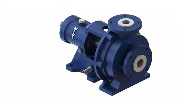 PTFE Centrifugal Back Pull Out Pumps Are specially designed for highly corrosive liquids and high temperature applications upto 150 Deg .  Pumps offer thick injection molded casing with C.I Or S.S casing liner insert for strength of casing with easy replaceable method. Semi open Impeller with metal insert.   OPERATING RANGE :  Capacity          :Up to 150 m3/Hr Head                      :Up to 80 Meters Speed            :1450 to 2850 RPM Pump Size-DN:19mm To 100mm Temp                     :Up to -60° C - +150° C  APPLICATION AND INDUSTRIES WE SERVE   CHEMICAL PROCESS UPTO 150 Deg ORGANIC/IN ORGANIC CHEMICAL HIGHLY CORROSIVE ACID TRANSFER AIR CONDITIONING EFFLUENT ELECTRO PLATING HIGHLY CORROSIVE ACID TRANSFER DYES AND PIGMENTS                                    SCRUBBER UNIT WATER TREATMENT  SOLVENTS UNLOADING                                              TRANSFER OF LIQUID  FOR MORE DETAILS ABOUT PRODUCT, KINDLY VISIT : www.leaklesspumps.com