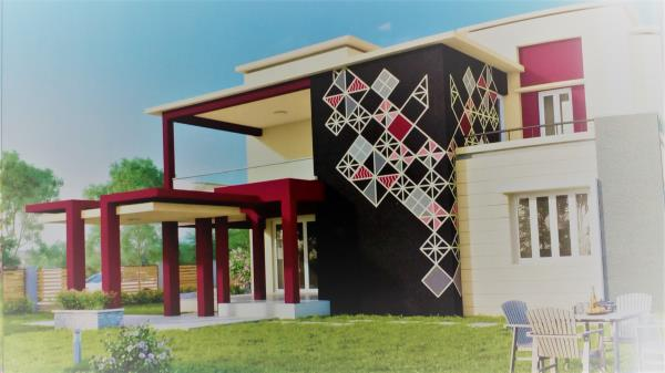 Shree Shanti Xclusive Presents Latest Exterior Decor Wall Art Collection  Stories, Decor, Design By