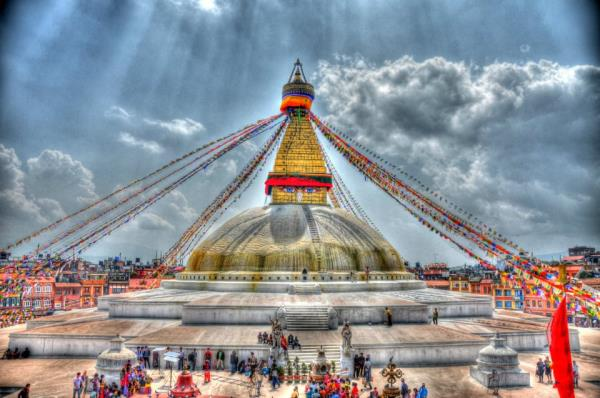 About Boudhanath in Nepal